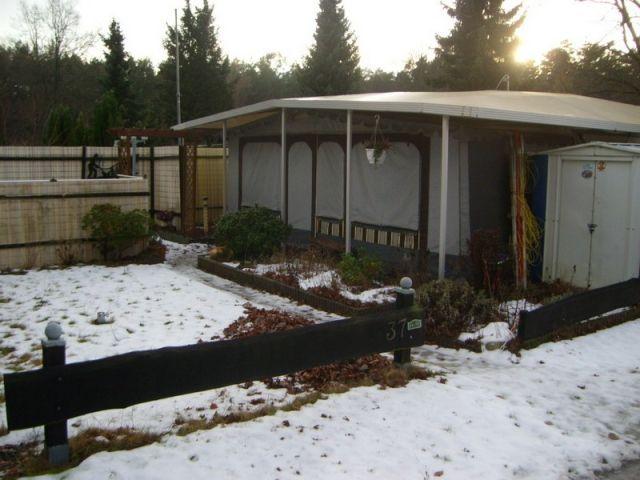 Campingplatz mit 1. Wohnsitz in der Lüneburger Heide