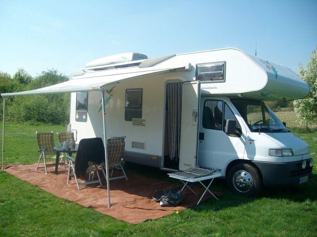 knaus traveller hf 705 camping. Black Bedroom Furniture Sets. Home Design Ideas