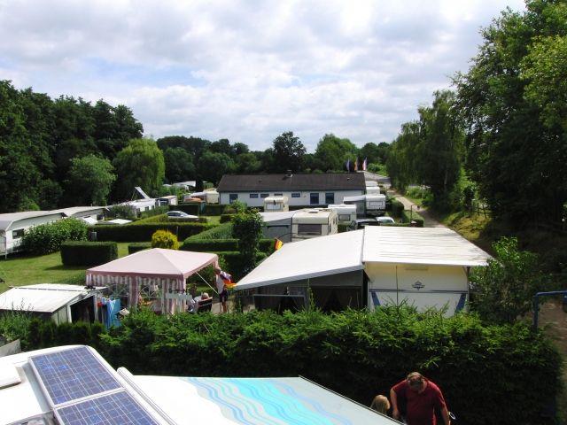 Campingplatz 1 wohnsitz. Wohnen auf dem Campingplatz: Das