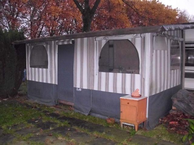 wohnwagenvorzelt freistehend dauerstandzelt camping. Black Bedroom Furniture Sets. Home Design Ideas
