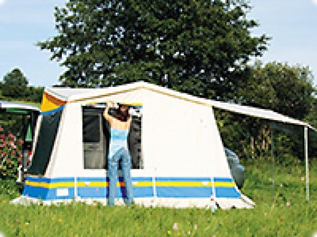 brandrup vw busvorzelt freistehend wie neu camping. Black Bedroom Furniture Sets. Home Design Ideas